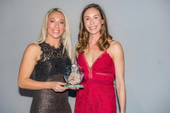 Bath Chronicle Sport Awards, Tuesday 20 November 2018   Award No 4 : Coach of the Year    presented by Samantha Murray, Olympic Silver  Medallist  to winner Emma Isaac    PHOTO:PAUL GILLIS / paulgillisphoto.com
