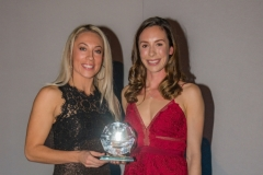 Bath Chronicle Sport Awards, Tuesday 20 November 2018   Award No 4 : Coach of the Year    presented by Samantha Murray, Olympic Silver  Medallist  to winner Emma Isaac    PHOTO:PAUL GILLIS / paulgillisphoto.com